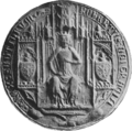 Robert II, King of Scotland seal.png