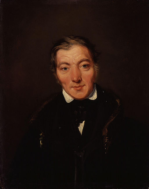 Robert Owen by William Henry Brooke