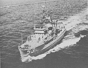 USS Robin (AMS-53) - Image: Robin (MSC O 53)