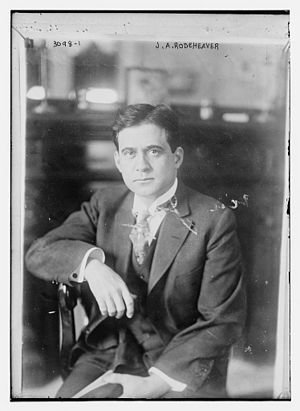 Homer Rodeheaver - Homer Rodeheaver, circa 1910–1915