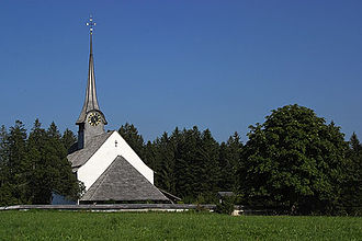 Röthenbach im Emmental - Church of Würzbrunnen