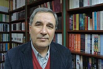 Rohat Alakom - The Kurdish writer Rohat Alakom, 2010