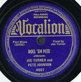 Roll 'Em Pete - Image: Roll Em Pete