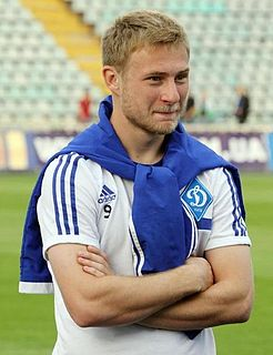 Roman Bezus Ukrainian footballer