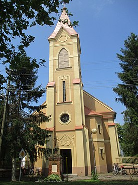 Roman catholic church in Banatska Topola 1.jpg
