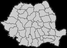 Cartina Romania Regioni.Suddivisioni Della Romania Wikipedia