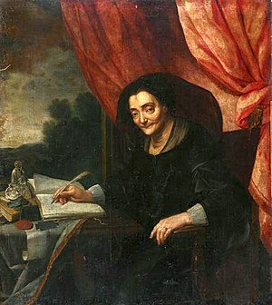 Palace of the Kraków Bishops in Kielce - Portrait of Felice Zacchia Rondinini, daughter of Cardinal Laudivio Zacchia and renowned art collector, is one of the most valuable paintings in the palace's collection.
