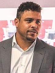 Fryzura Ronaldo Nazario