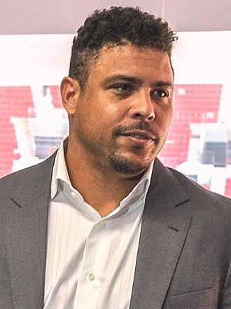 Ronaldo (Brazilian footballer) - Ronaldo in May 2013