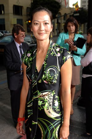 Rosalind Chao - Chao at the Just Like Heaven premiere in Los Angeles (September 8, 2005)