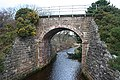 Rosskeen Burn and railway bridge - geograph.org.uk - 666965.jpg