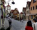 Rothenburg ob der Tauber, Mittelalterliches Kleinod an der Romantischen Straße 03.jpg