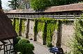 Rothenburg ob der Tauber, Stadtmauer, Henkersturm bis Kummereck, 002.jpg