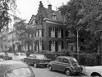 Rotterdam School of Management, Erasmus University - Historical building of RSM in Kralingen-Crooswijk