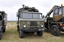 Rougham Wings Wheels And Steam 2008 - GAZ-66.jpg