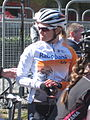 Roxane Knetemann Fleche Wallonne 2016.JPG