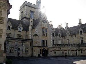 Royal Agricultural University - Image: Royal Ag 2