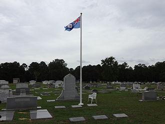 Royal Air Force Memorial (Albany, Georgia) - Royal Air Force Memorial, Crown Hill Cemetery, Albany