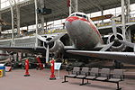 Royal Military Museum, Brussels - DC-3 Dakota (11448739035).jpg