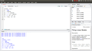 RStudio on Ubuntu 12.10