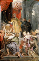 Rubens, Sir Peter Paul - The Miracles of Saint Ignatius of Loyola - Google Art Project.jpg