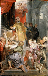 Peter Paul Rubens: The Miracles of Saint Ignatius of Loyola