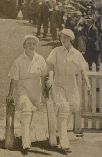 Hazel Pritchard Australian cricketer