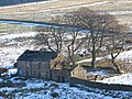 Ruined farmhouse above Blackcleugh Burn (6) - geograph.org.uk - 1122299.jpg