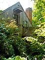 Ruined mill in Plumpton Park Zoo 1.JPG