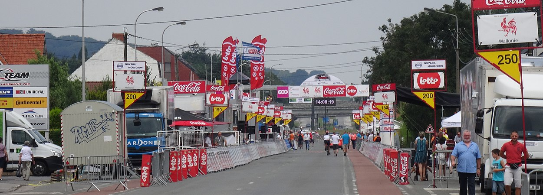 Rumillies (Tournai) - Tour de Wallonie, étape 1, 26 juillet 2014, arrivée (A03).JPG