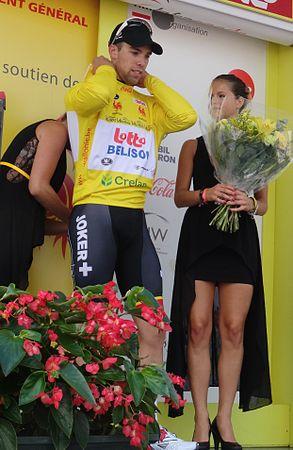 Rumillies (Tournai) - Tour de Wallonie, étape 1, 26 juillet 2014, arrivée (C08).JPG