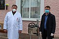 Ruslan Demchak supports medicine in Lypovets Raion during COVID-19 pandemic 4.jpg