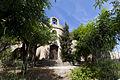 Rutes Històriques a Horta-Guinardó-esglesia mare deu 01.jpg