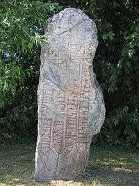 Runestones at Aspa - WikiVisually