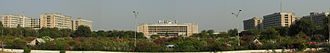 Gujarat Legislative Assembly - Image: SACHIVALAY PANORAMA