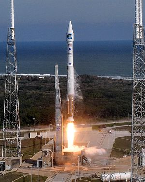 Solar Dynamics Observatory - The launch Thursday, 11 February 2010 15:23:00 UTC (10:23 a.m. EST)