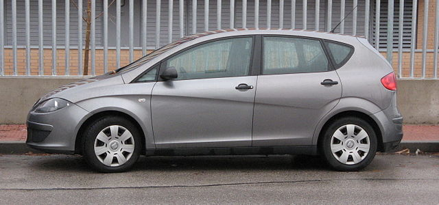 Image of SEAT Altea lateral 2