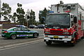 SH 205 and NSW Fire Brigades Isuzu HAZMAT Unit - Flickr - Highway Patrol Images.jpg