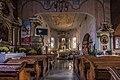 SM Domachowo Kościół św Michała Archanioła - wnętrze 2017 (1) ID 650491.jpg