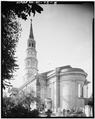 SOUTHEAST CORNER - St. Philip's Protestant Episcopal Church, 146 Church Street, Charleston, Charleston County, SC HABS SC,10-CHAR,58-8.tif