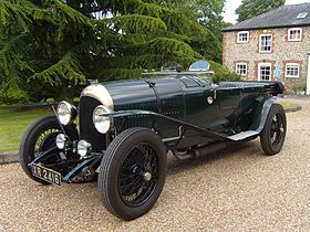 Image illustrative de l'article Bentley 3 Litre