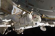 STS-127 EVA1 Kopra04