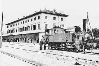Cervignano-Aquileia-Grado railway station
