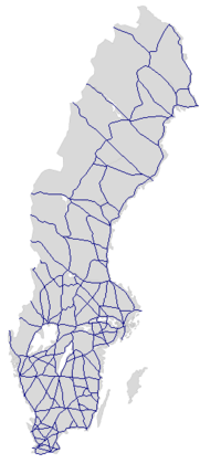 Swedish national road Wikipedia