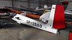 SZD-21-2B Kobuz 3 SP-2500, Gliwice 2017.08.23.jpg