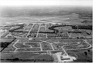 Sewart Air Force Base - Smyrna Army Airfield – 1945