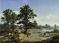 Saaremaa maastik, Eugen Gustav Dücker, EKM j 190-369 M 701.jpg