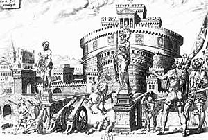Luis Lanchero - Luis Lanchero participated in the Sack of Rome in 1527