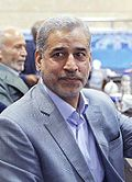 Sadeq Khalilian registration at 2017 presidential election.jpg