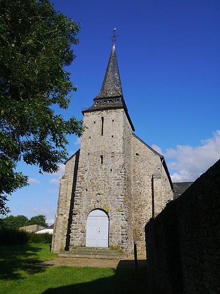 L'église Saint-Charles.